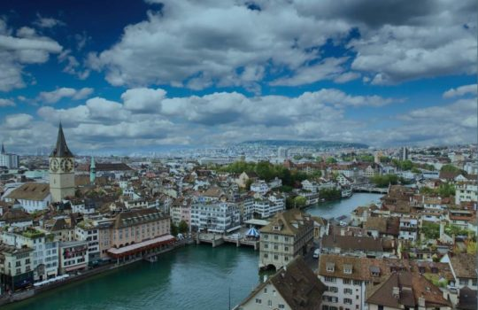 Zurich, the most liveable city